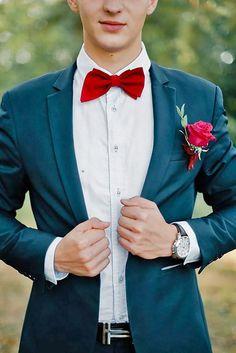 18 Modern Groom's Attire Details To Look Perfect ❤ See more: http://www.weddingforward.com/grooms-attire-details/ #weddings #groom