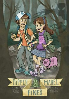Mabel and Dipper are in the Family Business! Gravity Falls and Supernatural. Psssh of course Mabel would make an anti possession sweater. Dipper Y Mabel, Mabel Pines, Dipper Pines, Supernatural Poster, Supernatural Crossover, Pinecest, Creepy, Desenhos Gravity Falls, Gravity Falls Art