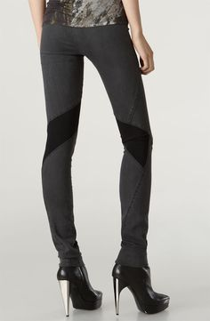 Patch pants