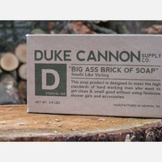| Duke Cannon Supply Soap 5 Pack
