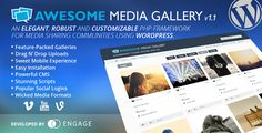 This Deals Awesome Media Gallery Wordpress Pluginwe are given they also recommend where is the best to buy