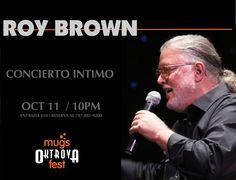 Roy Brown @ Mugs, Hatillo #sondeaquipr #roybrown #mugs #hatillo #plazadelnorte #oktrovafest
