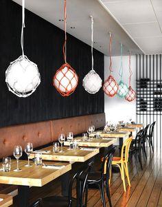Mar Restaurant in Reykjavik, Iceland