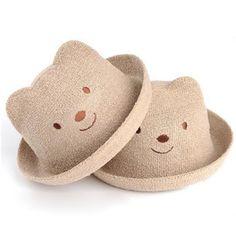 Cheap Wholesale Fashion Cute Style Bear Shape Design Kid's Cap (AS THE PICTURE) At Price 6.24 - DressLily.com