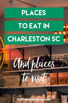 Here is the best travel guide Charleston SC. Among numerous historic sites, parks and restaurants find out about unique things to do in Charleston SC. Charleston Sc Food, Charleston Attractions, Charleston Sc Things To Do, Charleston Sc Restaurants, Charleston South Carolina, Historical Sites, Places To Eat, Traveling By Yourself, Travel Inspiration