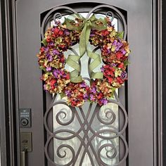 Spring Wreath for Front Door, Best Selling Wreath, Hydrangea Wreaths Spring Front Door Wreaths, Holiday Wreaths, Spring Wreaths, Holiday Decor, Hydrangea Wreath, Boxwood Wreath, Red Hydrangea, Year Round Wreath, Summer Wreath