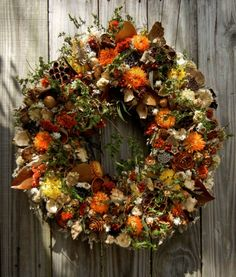 woodland wreath - Bing images