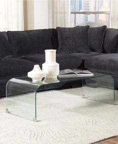 Radiant Table Collection - Coffee, Console & End Tables - Furniture - Macy's