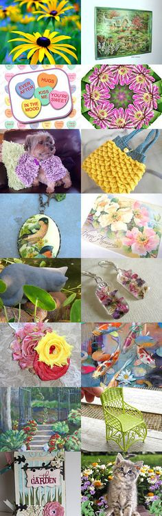In My Secret Garden... by suzanne sumrow on Etsy--Pinned with TreasuryPin.com