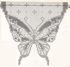 Image gallery – Page 489625790717254080 – Artofit Crochet Vest Pattern, Crochet Motif, Crochet Doilies, Crochet Stitches, Knit Crochet, Crochet Patterns, Crochet Home, Cute Crochet, Crochet Butterfly