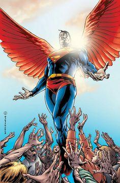 Superman by Al Barrionuevo