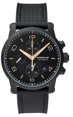 Montblanc Timewalker Extreme Watch