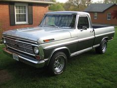 1969 Ford Ranger F100 Short Bed Truck photo 1