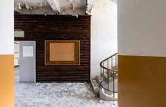 """Treppenhaus"" | FineArtPrints je B 100 x H 70 cm | Auflage: je 3 Stück nummeriert, signiert mit Rahmen | Preis: je 900 Euro (inkl. 19% MWSt)"