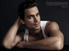 Matthew Bomer - best EW spread like ever