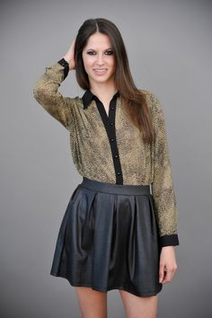 Dark Side of The Moon Blouse