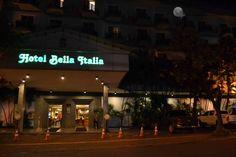 Noite Italiana no Hotel Bella Italia em Foz do Iguaçu