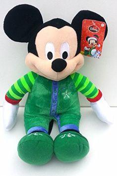 Disney Mickey Mouse Plush - Holiday Pajamas - 16'' Disney http://www.amazon.com/dp/B00NX1K0GM/ref=cm_sw_r_pi_dp_vCKEub0Y65CTD