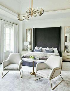 42 Fabulous Modern Bedroom Interior - 2020 Home design Master Bedroom Design, Home Decor Bedroom, Modern Bedroom, Bedroom Ideas, Contemporary Bedroom, Bedroom Designs, Modern Contemporary, Bedroom Furniture, Bedroom Photos