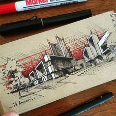 Sketch by:@m.ansari.architect Follow @sketch_architect for more daily sketches Telegram.me/sketch_architect #architect#archilovers #architectures #architecture #architecturestudent #arch #architektur #archtektura #sketch#arch #archistyles #archistyles #arch_arts #percpective #papodearquiteto #tuconstru #arquitectura #drew #design#sketch #sketchzone #drawing #modern #archistyles #arquiteto #راندو #معمارية #هندسة #اسکیس#معمار#مدرن#معماری_ایرانی #راندو_در_معمارى
