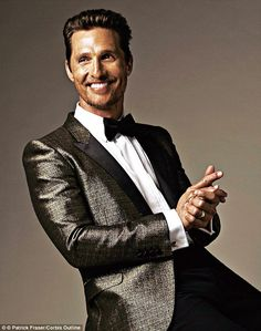 McConaughey: 'Each movie I do, I want to feel like this is the last. This is it. It could ...
