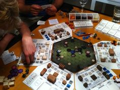 board game prototype - Google Search