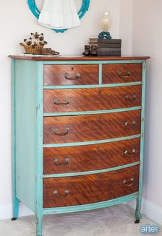 I have a FP dresser similar to this that has a bit of damage just where this piece is painted so it might be the solution I'm looking for!