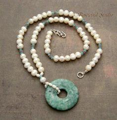 Handmade Jewelry - Serena Necklace