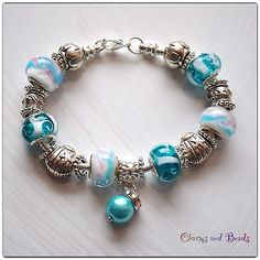 European Style Fashion Beads Bracelet, no pandora
