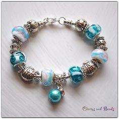 European Style Fashion  Beads  Bracelet, no pandora