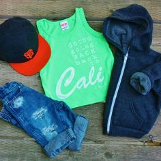 Love the tank and the fitted.  Cali tank by Dear Cub www.dearcub.com