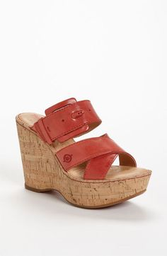 Born 'Beau' Wedge Sandal (Nordstrom...       $89.95