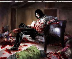 Fan Jeff the killer12 by Ashiva-K-I.deviantart.com on @DeviantArt