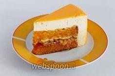 Торт «Беатрис» рецепт с фото, как приготовить морковный торт «Беатрис» by katelig на Webspoon.ru