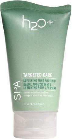 H2O Plus Spa Softening Mint Foot Rub Ulta.com - Cosmetics, Fragrance, Salon and Beauty Gifts