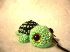 louis  die Schildkröte von solyne creation auf DaWanda.com