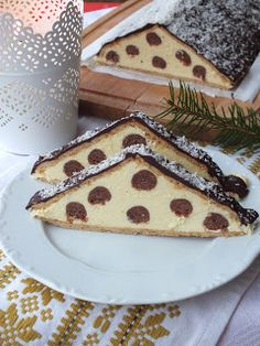 Hungarian Recipes, Fudge, Sweet Recipes, French Toast, Xmas, Christmas, Food And Drink, Sweets, Cookies