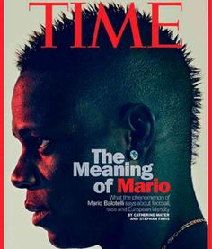 Time Magazine Balotelli interview.