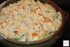 Chicken Tetrazzini - Simple & Quick Comfort Food Recipe