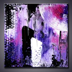 Mix and Match 12x12  Modern Abstract by ModernArtbyAda on Etsy, $30.00