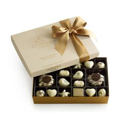 Explore GODIVA's chocolate gift's today for the chocolate lover in your life. Options are endless with a variety of chocolates, truffles, and more. Chocolate Gift Boxes, Chocolate Packaging, Love Chocolate, Chocolate Truffles, Chocolate Lovers, Chocolate Candies, Chocolate Brands, Belgian Chocolate, Gift Boxes Online