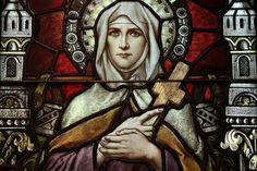 Saint Monica, like the parables in the Gospel, is a perfect example of perseverance in prayer
