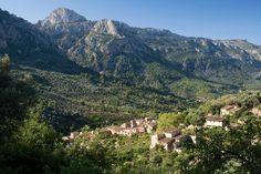 Fornalutx, Mallorca, España