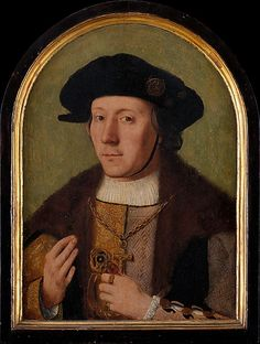 Portrait of a Man Quentin Metsys (Netherlandish, Leuven 1466–1530 Kiel)