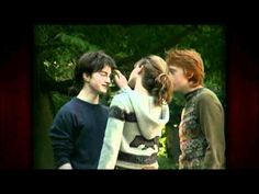 Harry Potter - Behind the scenes  My LIFE dream is to meet the cast of Harry Potter, they are one of the reasons making movies is so interesting to me! they are a true inspriration!