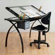 I want a drawing desk.