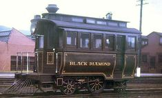 The Black Diamond inspection engine, though considered by some to be a bit of an oddity, appears to have been commonly used by railroads in the latter half of the 19th century and the first two decades (or more) of the 20th century. Many of them are odd looking beasts, often looking like a cross between a carriage and a steam locomotive.