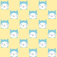 Free digital kawaii cat scrapbooking paper - ausdruckbares Geschenkpapier - freebie | MeinLilaPark – DIY printables and downloads