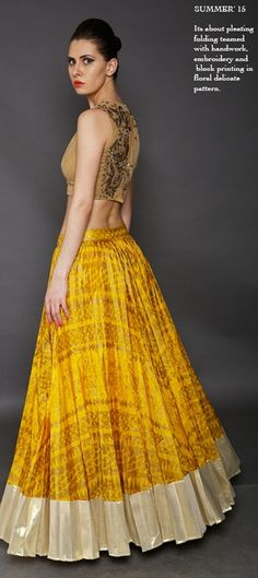 Browse Yellow Indian Wedding Ideas & Themes