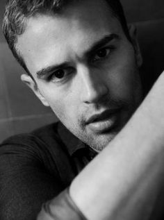 Theo James reveals what scent he prefers in a woman